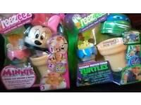 Ice cream maker for kids Freeze-eez