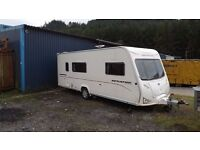 Bailey Senator Arizona Series 6 4 Berth End Bathroom Tourer