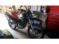 Honda xr 125L 125cc learner leagal motor bike