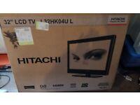 "Hitachi 32"" LCD Television (L32HK04UL)"