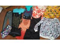 Ladies size 10/12 summer bundle