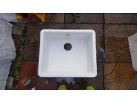 ceramic kitchen basin sink