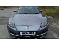 2005 MAZDA RX-8 PETROL MOT TILL APRIL 2018 EXCELLENT CONDITION THROUGHOUT