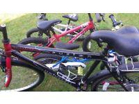 4 bikes for sale joblot