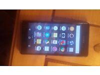 BLACK SONY XPERIA Z3