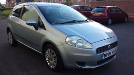 💲 3 MONTHS WARRANTY - CHEAP AS CHIPS 💲 2006 Fiat Grande Punto 1.4 Dynamic 3dr ★ going now!!