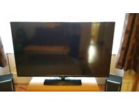 """55"""" LED Tv JVC FullHd with HDFreeview"""