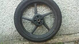 90/90-18 YBR Michelin Tyre