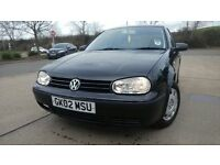 VOLKSWAGE GOLF SE 1.6//52 PLATE // SERVICE HISTORY/CAM BELT CHANGED//2 Keys £860