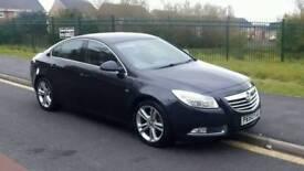 Vauxhall insignia 2.0 cdti sri 5dr long mot tidy car