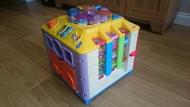 Fisher Price Play Cube