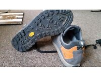 UK 45 SCARPA Oxygen GTX goretex walking shoes