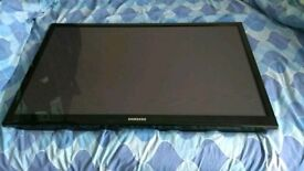 Samsung 43inch TV damaged