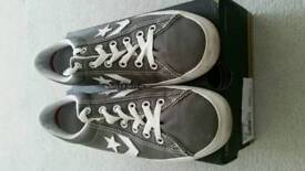 Converse trainers size uk 5 in box