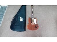 Epiphone SG G-400 Custom Electric Guitar Plus Gibson Gig Bag