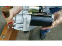 Ford transit starter motor