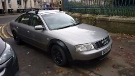 £1499 ONO (QUICK SALE) - 2004 Audi A6 1.9 TDI Special Edition 140BHP Fully Loaded
