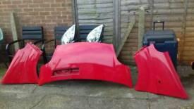 2013 Vauxhall vivaro van parts
