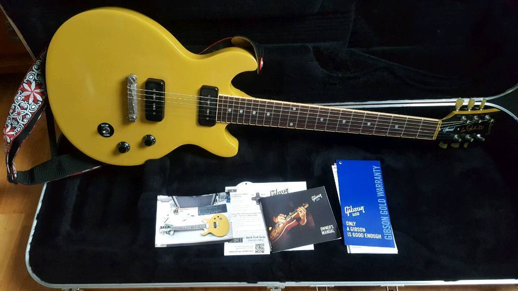 Gibson Les Paul DC 2015 limited edition