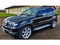 "2004 [54] BMW X5 4.8IS [360] AUTO ""AWESOME MACHINE"" TOP SPEC - SAT NAV - DIGIT TV -(PART EX WELCOME)"