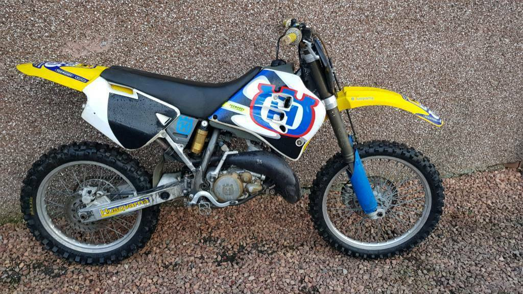 Husqvarna Cr 125 Not Honda Cr Kawasaki Kx Ktm Sx In Dunfermline