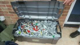 Large Box Of Mixed Lego
