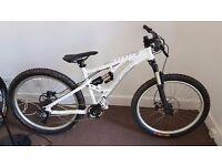 Titus El Guapo Mountain bike with Rock Shox Pike