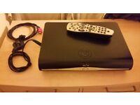 Sky+ HD box 320GB + remote + cables