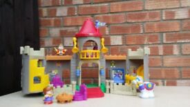 Little People castle play set