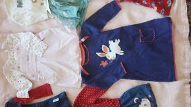 Baby girl clothes 12-18months bundle