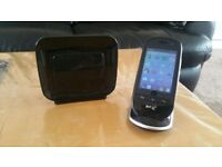 BT Home Android Smartphone S II With Dect Receiver WiFi Answer Machine Google