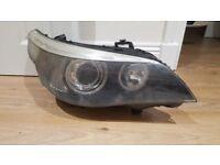 Bmw 5 series e60 e61 xenon pre lci driver side headlight headlamp