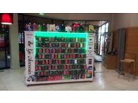 Retail display Kiosk/Stall/RMU
