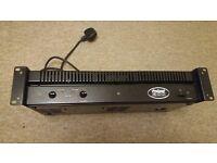 Pro Sound 200 Rackmount Amplifier
