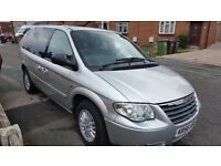 chrysler voyager 2007 automat disel mot 07,2017 it is in veri good condition