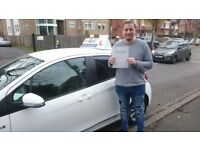 AUTOMATIC DRIVING LESSONS ONLY-£22 AN HOUR