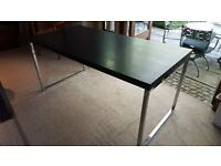 Black Ash Office Desk