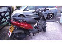 2005 KYMCO AGILITY 50cc 4T START AND RUNS WELL NEEDS TLC extra info and photos