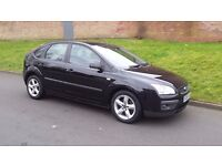 Ford Focus 2007, 1.8 Tdci, 72k, F/S/H 2 owners, 2 keys, immaculate condition recent cambelt kit