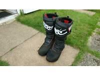 Motocross boots mx gear