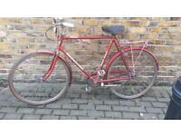 Vintage 1972 Halfords bike