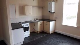 One bedroom flat with gas central heating in Red Row, near Morpeth, Ashington, Hadston & Amble