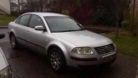 VW Passat SE TDI 52 plate - Spares/Repairs