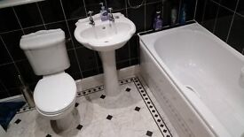 Bathroom, En Suite Shower Room and Cloakroom sanitary ware