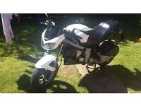 Dna 125cc For sale £695