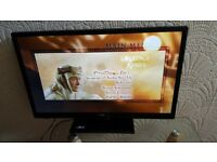 LUXOR RENUTEC 19-inch HD LED TV,built in Freeview,GREAT Condition