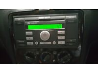 Ford 6000 Cd Changer Car Stereo + cd changer