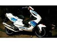 Yamaha aerox 70cc kit for sale