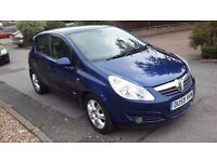 2009 (59 plate) Vauxhall Corsa 1.4 automatic, low mileage, 1 year MOT