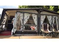 Isabella ambassador awning for sale, 998. Carbon poles 4 years old vgc collect only £400.00